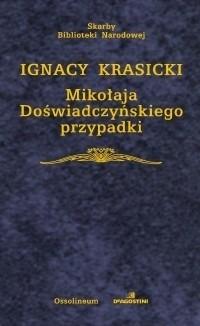 Okładka książki Mikołaja Doświadczyńskiego przypadki