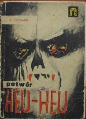 Okładka książki Potwór Heu-Heu
