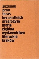 Okładka książki Taras Bernardinich