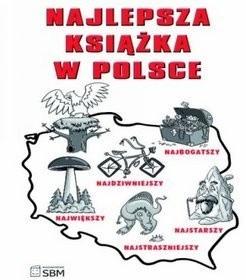 Okładka książki Najlepsza książka w Polsce
