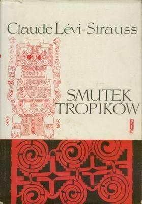 Okładka książki Smutek tropików