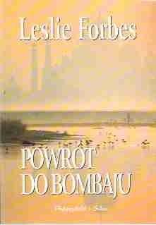 Okładka książki Powrót do Bombaju