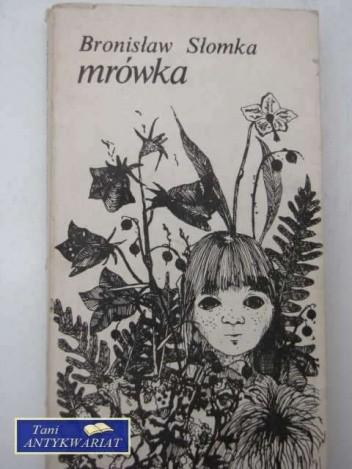 Okładka książki Mrówka: powieść
