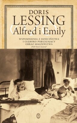 Okładka książki Alfred i Emily