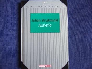 Okładka książki Austeria
