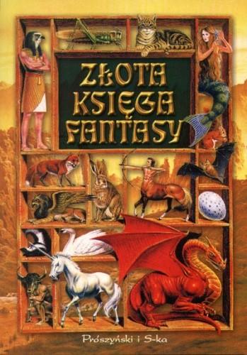 Okładka książki Złota księga fantasy