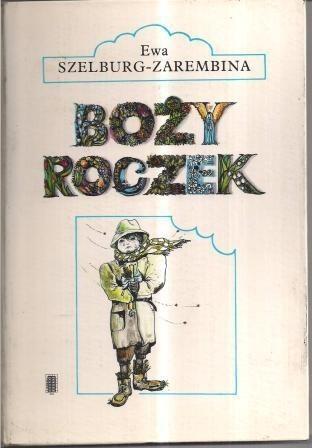 Okładka książki Boży Roczek