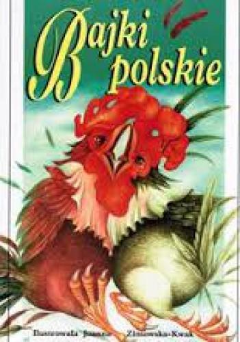 Okładka książki Bajki polskie