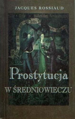 Okładka książki Prostytucja w średniowieczu