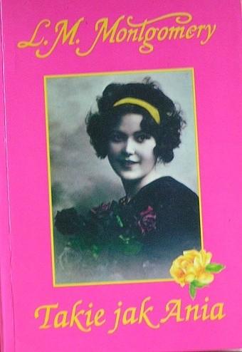 Okładka książki Takie jak Ania
