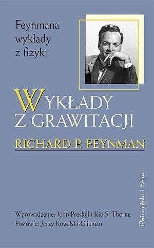 Okładka książki Wykłady z grawitacji