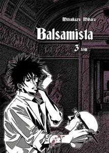 Okładka książki Balsamista t. 3