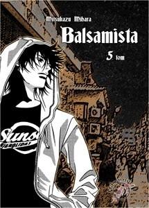 Okładka książki Balsamista t. 5