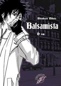 Okładka książki Balsamista t. 6