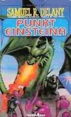 Okładka książki Punkt Einsteina