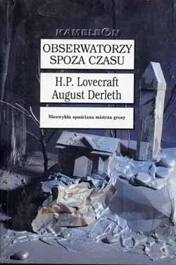 Okładka książki Obserwatorzy spoza czasu