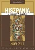 Okładka książki Hiszpania w czasach Wizygotów. 409-711