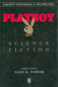 Okładka książki Playboy science fiction