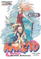 Naruto tom 6 - Decyzja Sakury
