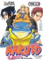 Naruto tom 13 - Koniec ezgaminów