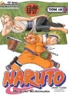 Naruto tom 18 - Decyzja Tsunade
