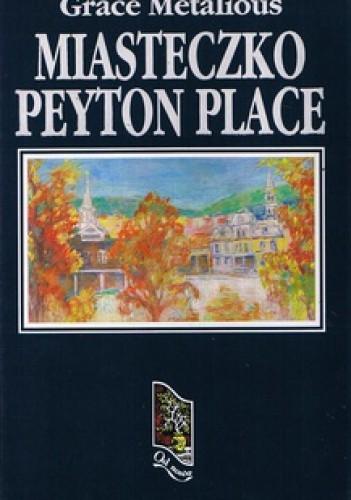 Okładka książki Miasteczko Peyton Place