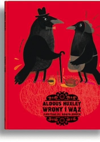 Okładka książki Wrony i wąż