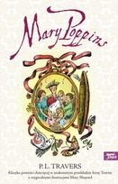Okładka książki Mary Poppins