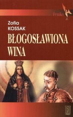 Okładka książki Błogosławiona wina