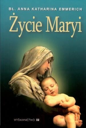 Okładka książki Życie Maryi