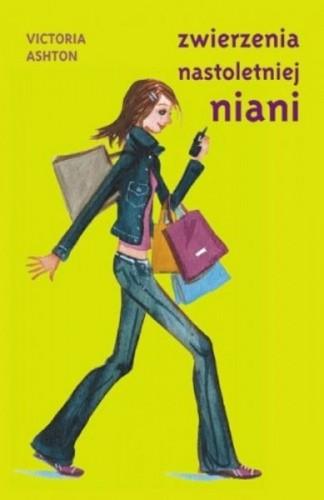 Okładka książki Zwierzenia nastoletniej niani