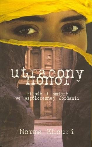 Okładka książki Utracony honor