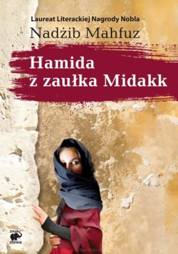 Okładka książki Hamida z zaułka Midakk