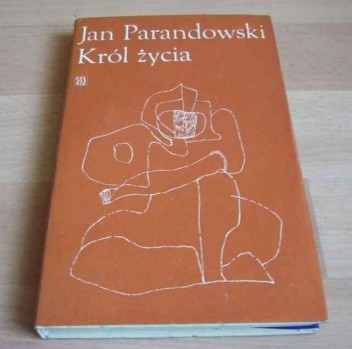 Okładka książki Król życia