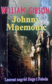 Okładka książki Johnny Mnemonic