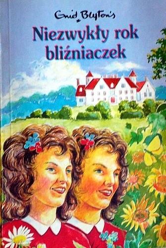 Okładka książki Niezwykły rok bliźniaczek