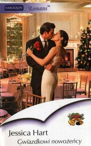 Okładka książki Gwiazdkowi nowożeńcy