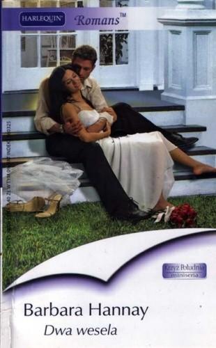 Okładka książki Dwa wesela