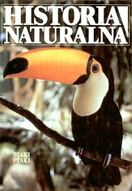 Okładka książki Historia naturalna. Ssaki i ptaki