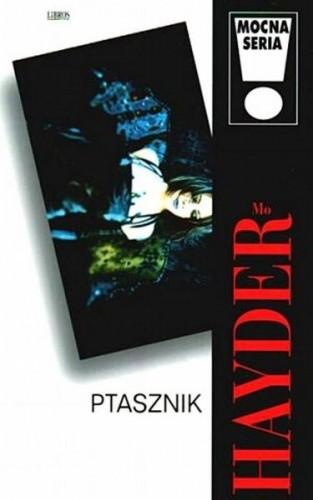 Okładka książki Ptasznik