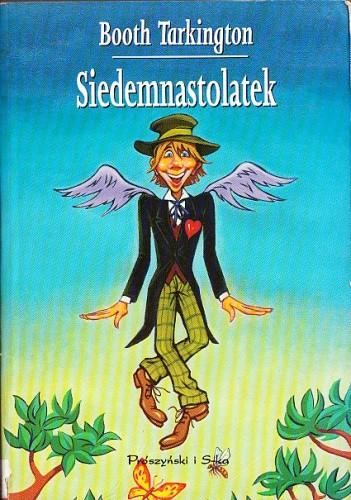 Okładka książki Siedemnastolatek