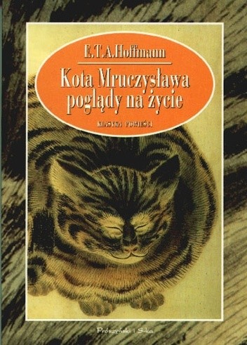 Okładka książki Kota Mruczysława poglądy na życie