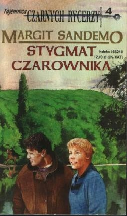 Okładka książki Stygmat czarownika