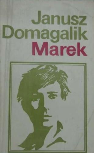 Okładka książki Marek