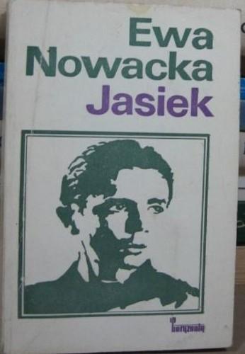 Okładka książki Jasiek