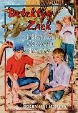 Okładka książki Detektyw Zack i niebezpieczeństwo w Obozowisku Dinozaurów