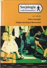 Okładka książki Socjologia codzienności