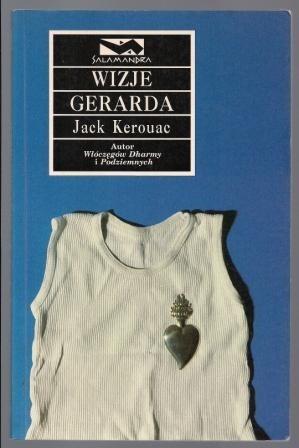Okładka książki Wizje Gerarda