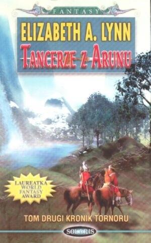 Okładka książki Tancerze z Arunu