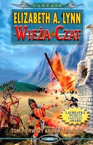 Okładka książki Wieża Czat